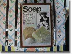 Soap  by Ann Bramson